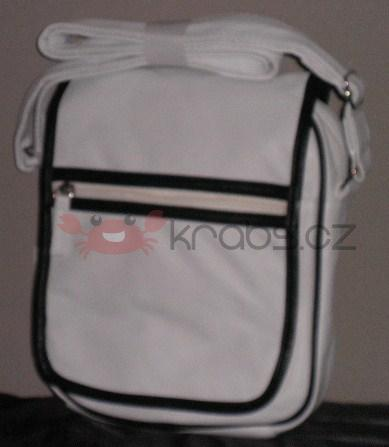 Kabelka listonoška, Bag Crossbody - H913D white
