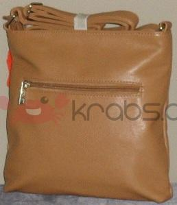Kabelka listonoška, Bag Crossbody 3110 brown
