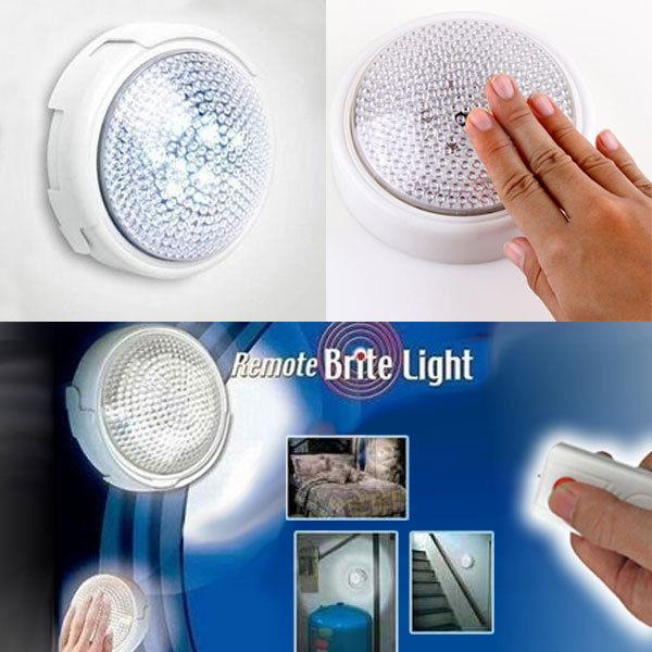 LED Remote Brite Light